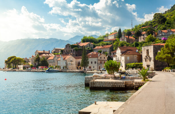 Montenegro Perast Kotor