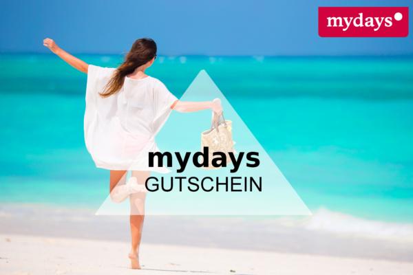mydays Gutschein Logo