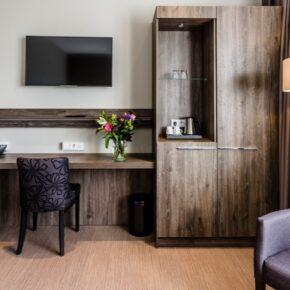 Ozo Hotel Doppelzimmer