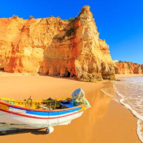 Algarve: 6 Tage in Portugal im neuen 4* Hotel, Flug & Mietwagen nur 123€