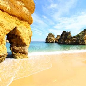 Portugal: 8 Tage Algarve mit Apartment & Flug nur 82€