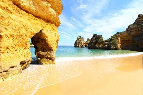 Portugal Algarve Lagos Strand