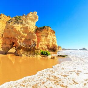 Familienurlaub Portugal: 7 Tage im 4* Hotel mit All Inclusive, Flug, Transfer & Zug für 324€