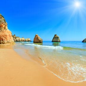 Algarve: Erste Hotelöffnungen & Urlaub ohne Quarantäne möglich