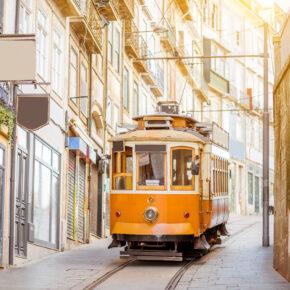 Städtetrip Porto: 4 Tage im guten Hotel mit Frühstück & Flug nur 53€