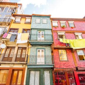 Kurztrip: 4 Tage Porto mit Unterkunft, Frühstück und Flug nur 66€