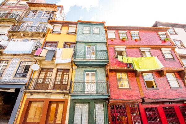 Portugal Porto Fassaden