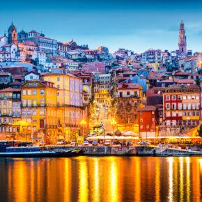 Portugal: 5 Tage Porto mit zentraler Unterkunft & Flug nur 87€