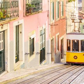 Wochenende in Lissabon: 3 Tage mit zentraler Unterkunft, Frühstück & Flug nur 49€