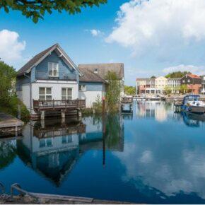 Mecklenburgische Seenplatte: 3 Tage im 4* Resort inkl. Halbpension & Wellness für 80€