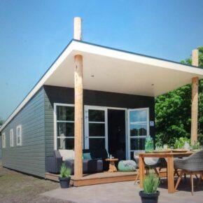 Ferienpark übers Wochenende: 3 Tage in Südholland in eigener Dünen-Lodge nur 65€