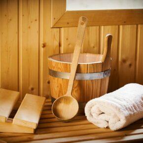 Ruchti's Hotel & Restaurant Sauna