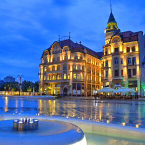 Günstigster Städtetrip Europas: 3 Tage in Rumänien mit Flügen und Hotel nur 26€