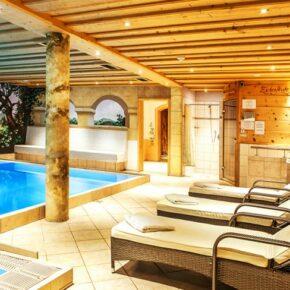 Rupertihof Pool Innen