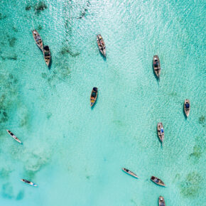 Sansibar Frühbucher: 14 Tage in TOP Unterkunft in Strandnähe inkl. Flug nur 487€