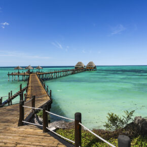 Traumurlaub: 15 Tage Sansibar mit Strandunterkunft, Frühstück & Flug nur 468€
