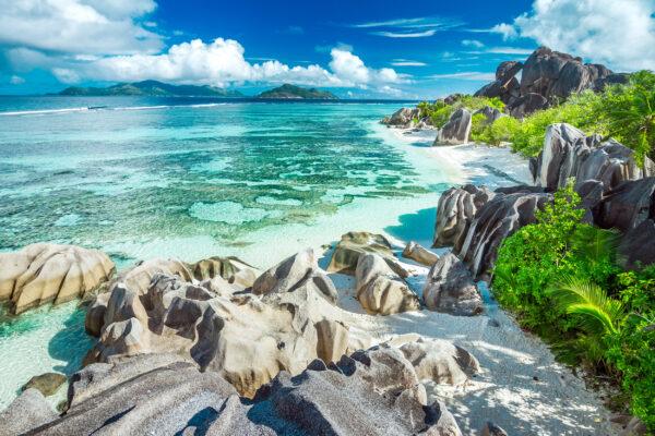 Seychellen Anse Source d'Argent