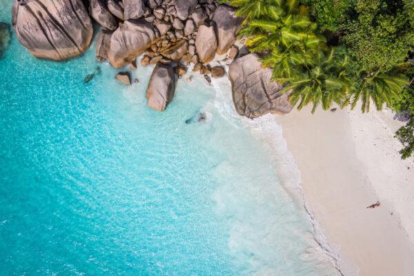 Seychellen Shark Strand