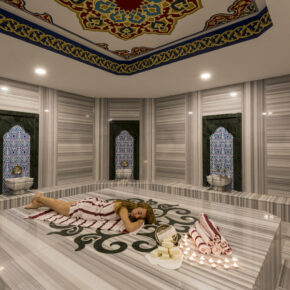 Side Royal Palace Spa