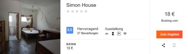 Simon House