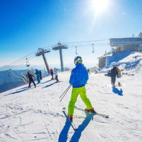 Skifahren in Frankreich: 8 Tage im 4* Chalet mit Skipass nur 194€