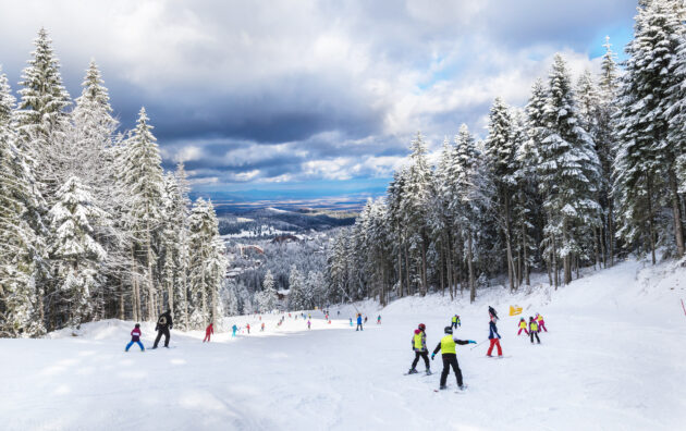 Ski Rumänien
