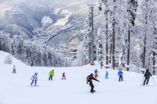 Ski Gruppe Sochi
