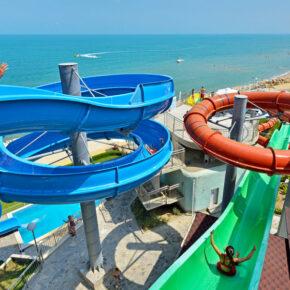 Sol Luna Bay & Mare Resort Rutschen