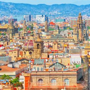 Tagestrip nach Barcelona mit Hin- und Rückflug nur 41€