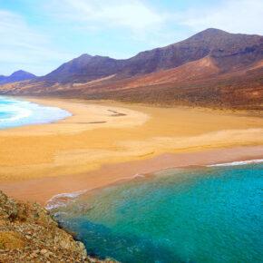 Frühbucher Kanaren: 8 Tage Fuerteventura mit 4* Villa & Flug nur 141€