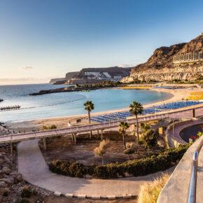 Sommer auf Gran Canaria: 7 Tage im TOP 4* Hotel mit HP, Flug & Transfer nur 392€