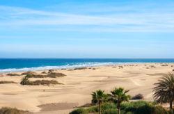Gran Canaria: 14 Tage im 3* Hotel am Strand mit All Inclusive, Flug, Zug & Transfer nur ...