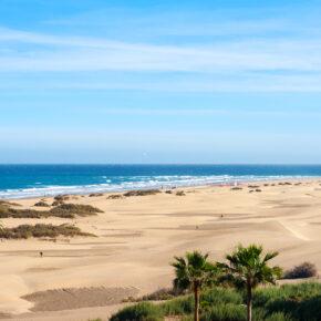 Gran Canaria: 7 Tage im 3* Hotel am Strand mit All Inclusive, Flug & Transfer nur 253€