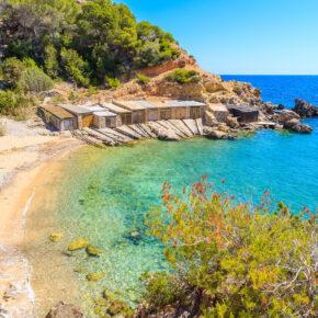 Partyurlaub auf Ibiza: 3 Tage mit Unterkunft & Flug nur 110€