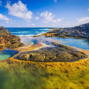 Kanaren Lastminute: 7 Tage Lanzarote im TOP 4* Hotel mit Flug, Transfer & Zug für 412€