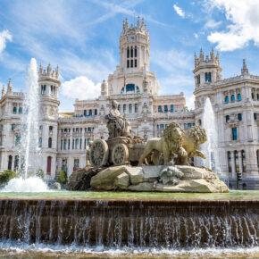 Kurztrip nach Madrid: 3 Tage in zentraler Unterkunft mit Flug nur 73€