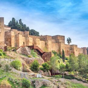 Andalusien Fly & Drive: 8 Tage durch Spanien mit Flug & Mietwagen nur 4€