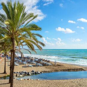 Andalusien: 8 Tage Malaga mit tollem Apartment & Flug nur 86€