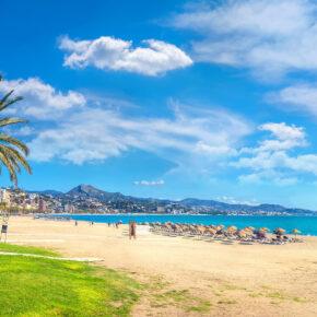 Ab zum spanischen Strand: 8 Tage Costa del Sol im Apartment mit Meerblick & Flug nur 98€