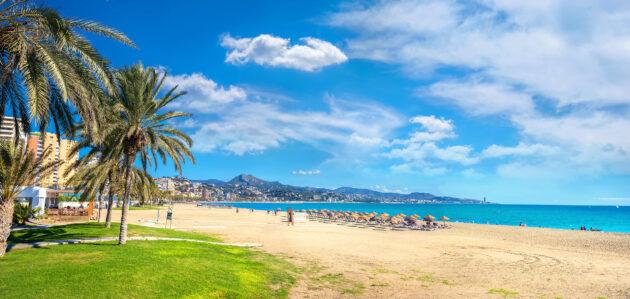 Spanien Malaga Costa Del Sol