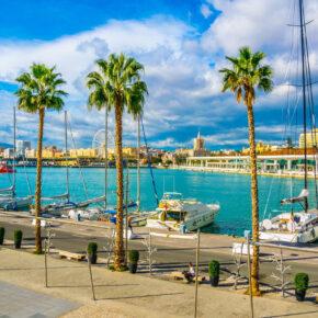 Spanien ruft! 8 Tage Malaga mit tollem Apartment & Flug nur 106€