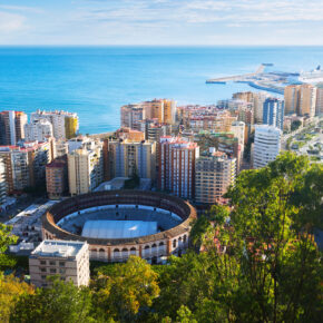 Ab nach Spanien: 8 Tage Malaga mit Studio & Flug nur 132€