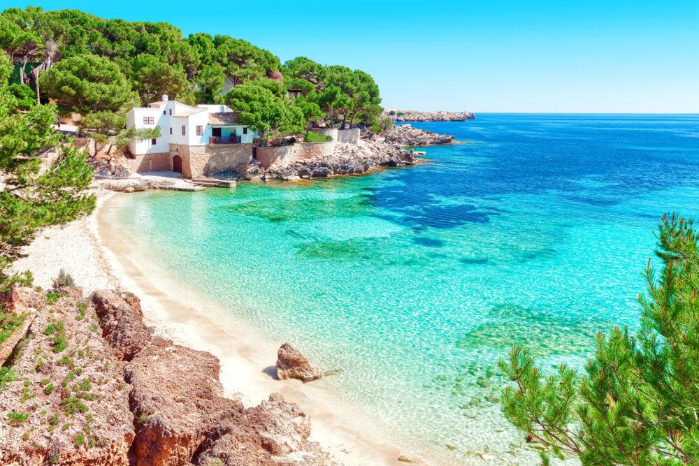 Strandbilder Mallorca