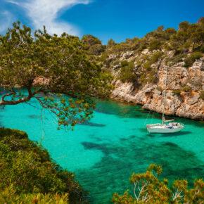 Spanien Mallorca Cala Pi