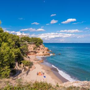 Spanien: 8 Tage Costa Dorada mit TOP 3* Apartment & Flug nur 76€
