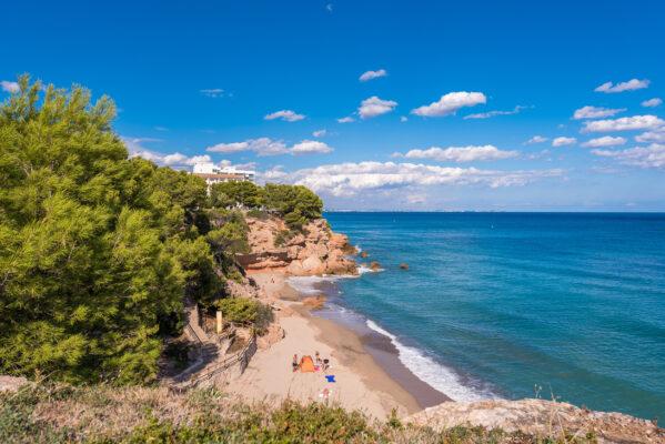 Spanien Terragona Costa Dorada