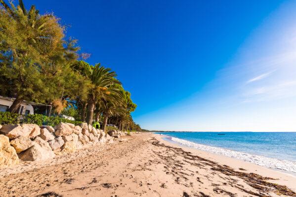 Spanien Terragona Strand