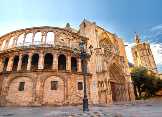 Spanien Valencia Kathedrale