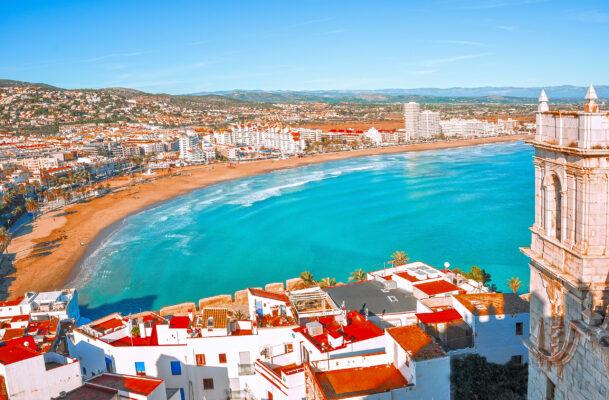 Spanien Valencia Meer
