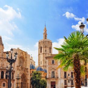 Wochenendtrip: 3 Tage Valencia mit zentraler Unterkunft, Frühstück & Flug nur 44€